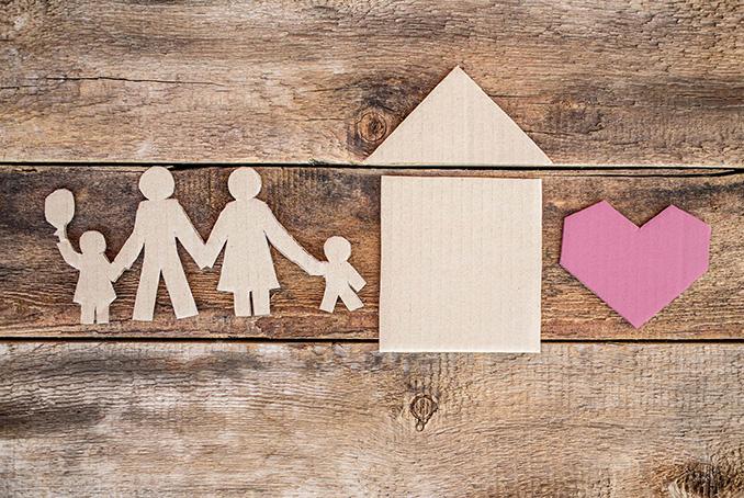 Familias y personas cuidadoras
